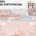 Comienza la primera fase de los talleres participativos del Plan Especial de Protección de Ciutat Vella.
