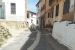 Cortes en la carretera CV-460 de Utiel a Las Muelas y en la CV-345 en el tramo de la Travesía de Alpuente.