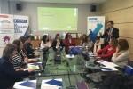 Cruz Roja escoge a Hidraqua para celebrar la reunión de la Mesa de Igualdad como ejemplo de empresa comprometida con esta causa.