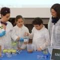 Cullera conciencia a 200 escolares sobre la problemática del agua potable.