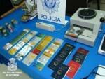 Detenidas 28 personas implicadas en el blanqueo de capitales mediante tarjetas monedero
