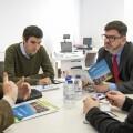 Diputación y CEEI refuerzan su colaboración en innovación y emprendimiento a través de las Mancomunidades. (Foto-Abulaila).
