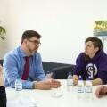 Diputación y Unadikum trabajan para acoger a niños palestinos en València durante los meses de verano. (Foto-Abulaila).