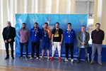 Dos Oros y un Bronce para Esgrima Marítim en el II Torneo de Ranking Autonómico.