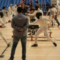 """Dos medallas para """"los Grumetes del Marítim"""" en los II Jocs Esportius de la Comunitat Valenciana de Esgrima."""