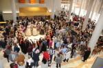 El Ateneo Mercantil inaugura su Barraca Fallera (1)