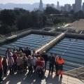 El Ayuntamiento de Benidorm e Hidraqua organizan visitas guiadas y talleres escolares para conmemorar el Día Mundial del Agua.