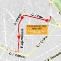El Ayuntamiento ha organizado un dispositivo especial de tráfico para las distintas actividades de este fin de semana.