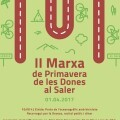 El Ayuntamiento invita a participar en la II Marcha de Primavera de las Mujeres a El Saler
