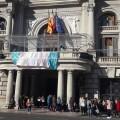 El Ayuntamiento se moviliza para impedir la difusión de mensajes de odio en Valencia.
