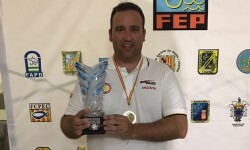 El Club Náutico Burriana, campeones de España Embarcación Fondeada por Equipos (4)