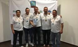 El Club Náutico Burriana, campeones de España Embarcación Fondeada por Equipos (6)