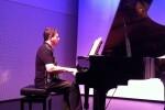El Institut Valencià de Cultura presenta al bombardino Juan Javier Serrano y al pianista Adolfo García en su ciclo de Jóvenes Intérpretes.