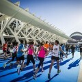 El Maratón Valencia 2016 generó 3,5 euros por cada uno invertido en la prueba y dejó en la ciudad más de 13 millones de gasto turístico.