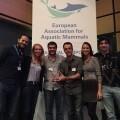 El Oceanogràfic premio por su trabajo con la cría de beluga.