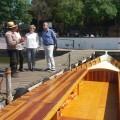 El Saler ofrecerá formación turística a los barqueros de La Albufera con ayuda de València Turisme.