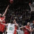 El Valencia Basket se impone al Unicaja (68-62).