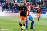 El Valencia CF pierde de forma contundente ante el Atlético (3-0). (Foto-Lázaro de la Peña).