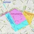 El centro urbano quedará cerrado al paso de vehículos a partir de las 15.00 horas del día 16.