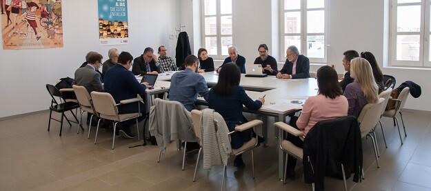 El concejal de Movilidad Sostenible se ha reunido también con representantes de la CEV, ASUCOVA, CECOVAL y FEHVP, entre otros.