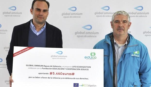 El proyecto LIFE ECODIGESTION tiene el objetivo de incrementar la capacidad generadora de biogás, a partir del reciclado de los residuos de la industria agroalimentaria.