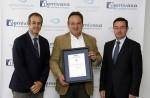 Emivasa primera empresa española del sector del agua que logra la certificación de AENOR en seguridad de la información.