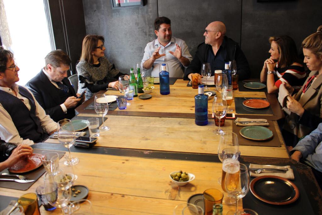 Encuentro con Natxo Costa en Valen&Cía