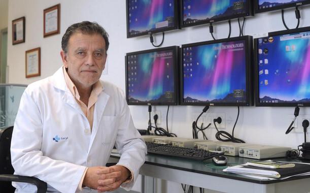 Joaquín Terán, presidente de la Sociedad Española del Sueño /Foto cortesía de Joaquín Terán