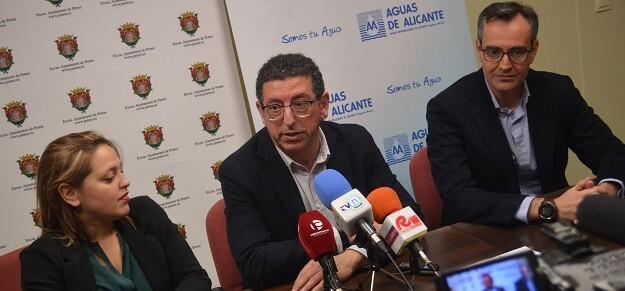 Estas medidas responden al contacto directo y permanente del Ayuntamiento de Petrer con Aguas de Alicante.