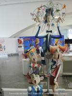 Exposición Ninot 2017 Sección Especial Fallas Valencia ninot.es