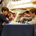 Final del XIX Torneo Escolar de Ajedrez de Nuevo Centro