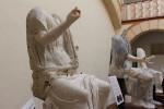 Esculturas de la ciudad romana de Torreparedones (Baena, Córdoba). /Universidad de Córdoba