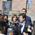 Giner-'Mejorar la conexión de las fábricas del norte de España y Aragón con los puertos es vital para la productividad'.