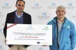 Global Omnium colabora con la Fundación EDUCO para incrmentar el acceso de la familias desfavorecidas al comedor escolar.