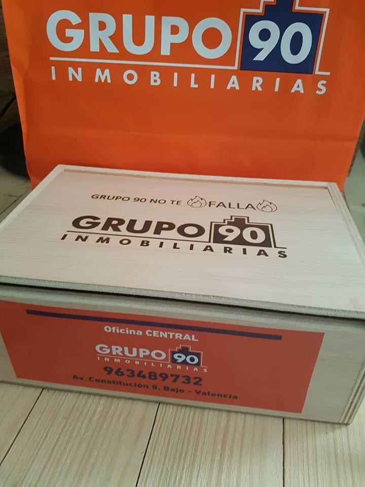 Grupo 90 inmobiliarias lanza su caja de petardos para estas fallas para un buen uso y precaución de la pirotecnia (1)