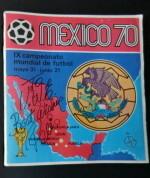 IMG Catawiki - Álbum Panini México 70 firmado