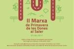 Igualdad organiza una Marcha en bicicleta hasta el Saler para reivindicar la igualdad real entre hombres y mujeres.