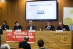 """Ivan Martí-""""El objetivo de la Diputación es implantar la administración electrónica en todos los entes locales de las comarcas de València"""". (Foto-Abulaila)."""