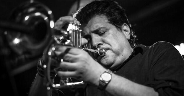 Joe Magnarelli (Foto-Antonio Porcar).