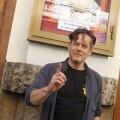 Jorge sanz, preenta su obra Tiempo, Teatro Talia.  *** Local Caption *** Teatro Talia