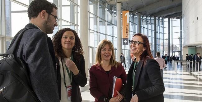 Jornadas 'Llibre blanc infraestructures i finançament de l'Arc Mediterrani'. (Foto-Abulaila).
