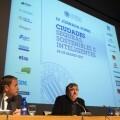 """Josep Bort """"El desarrollo sostenible es y debe ser nuestro objetivo y la ciudadanía es clave en el proceso"""". (Foto-Abulaila)."""