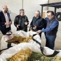 Josep Bort-'El proyecto Urbanrec favorecerá la reutilización de residuos y la generación de recursos para los municipios'. (Foto-Abulaila).