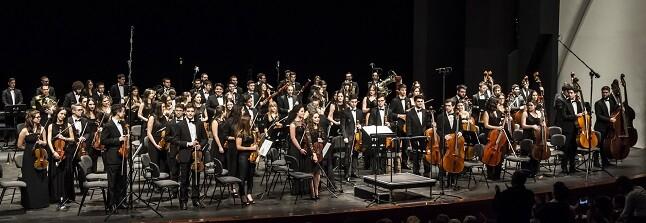 Jove Orquestra de la Generalitat.