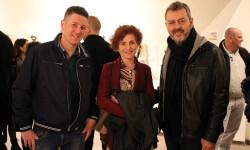 Juan Carlos Forner, Inma Ferrís y Lluís Nadal