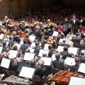 La Banda Municipal estrena los pasodobles dedicados a las Falleras Mayores de Valencia (Foto-Palau Música).