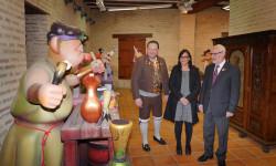 La Crida 2017 reune a todas las Falleras Mayores de Alboraya (1)