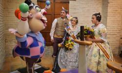 La Crida 2017 reune a todas las Falleras Mayores de Alboraya (2)