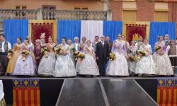 La Crida 2017 reune a todas las Falleras Mayores de Alboraya (3)