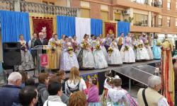 La Crida 2017 reune a todas las Falleras Mayores de Alboraya (5)